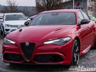 gebraucht Alfa Romeo Giulia Quadrifoglio 2.9 V6 Bi-Turbo AT8 NAVI ACC