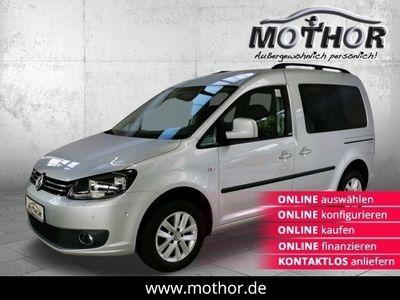 gebraucht VW Caddy 1.2 TSI BMT JAKO-O Edition BM