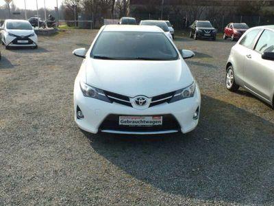 gebraucht Toyota Auris 2.0 D-4D Edition