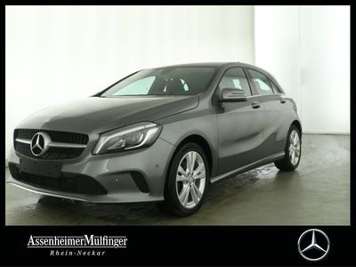 gebraucht Mercedes A180 Urban **Kamera/Navi/LED/Sitzheizung