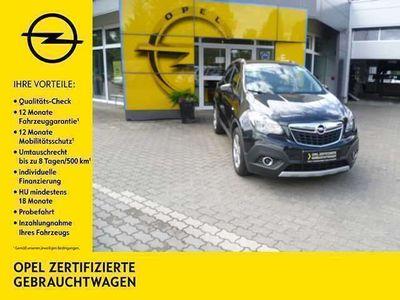 gebraucht Opel Mokka Edition ecoFlex