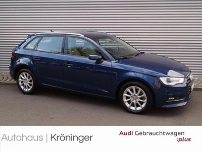 gebraucht Audi A3 Sportback Attraction 1.4 TFSI 92 kW (125 PS) S tronic