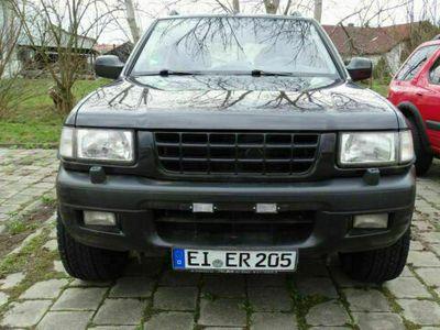 gebraucht Opel Frontera 3.2 Limited V6 4x4 2,8t AHK