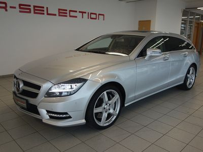 gebraucht Mercedes CLS500 Shooting Brake 4Matic AMG/NACHT/LED/SD