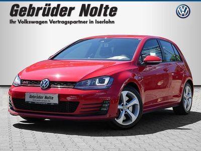 gebraucht VW Golf VII GTI VII Performance XENON STANDHZ EU6