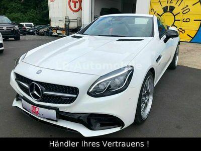gebraucht Mercedes SLC43 AMG ILS Navi Leder 1Hd