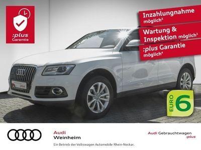 gebraucht Audi Q5 3.0 TDI qu. Panorama Automatik Navi Xenon uvm