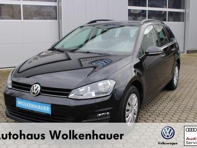 gebraucht VW Golf VII Variant 1.6l TDI Klima bei Gebrachtwagen.expert