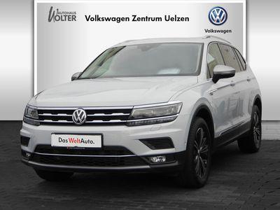 gebraucht VW Tiguan Allspace 2.0 TSI Highline 4M ACC AID