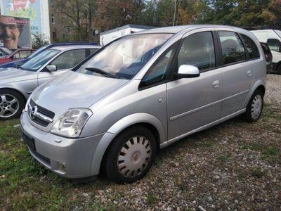 gebraucht Opel Meriva 1.7 CDTI Cosmo + Klima + Navi + PDC