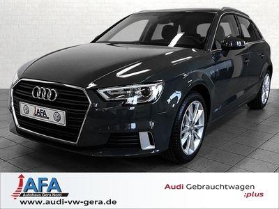 gebraucht Audi A3 Sportback sport 30 TDI 85 kW 6-G. Klima Conne