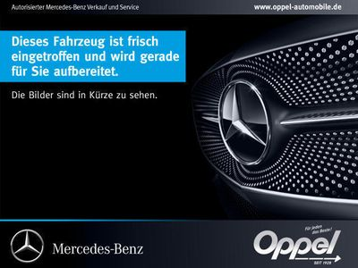 gebraucht Mercedes CLA220 d SB Parktronic+RF-Kamera+Navi+AHK+Temp. Autom.