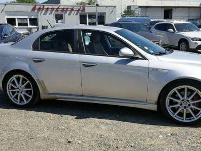 gebraucht Alfa Romeo 159 2.H+LM+Klima+Sp.Sitze+Navi+BOSE+Leder+Brembo