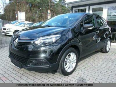 käytetty Renault Captur Expression+Klima+AHZV-abnehmbar+ALU+Temp.
