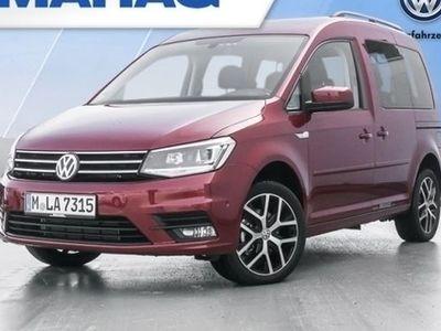 gebraucht VW Caddy Comfortline NAVI APP CONNECT
