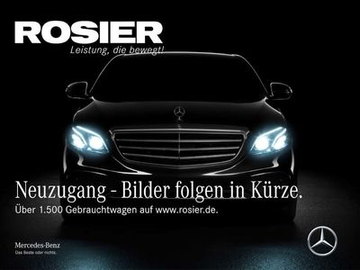 gebraucht Mercedes GLC220 d 4M LED Navi Spurh.-Ass. Totw.-Ass. SH