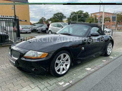 gebraucht BMW Z4 Roadster 3.0i Cabrio LEDER*SHZ*KLIMA*EINPARKH