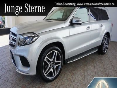 gebraucht Mercedes GLS400 4MATIC