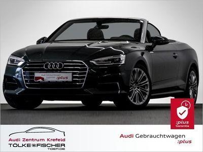 gebraucht Audi A5 Cabriolet 2.0 TDI Design (Navi Xenon Klima Einpark