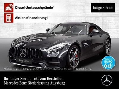 gebraucht Mercedes AMG GT S Cp. Perf-Sitze Perf-Abgas Burmester LED