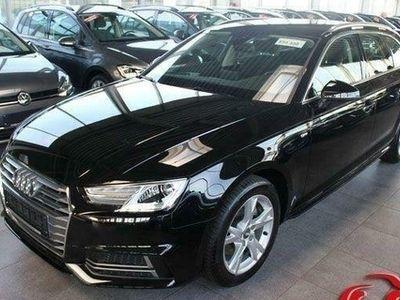 gebraucht Audi A4 AVANT 2,0 TDI S-TRONIC SPORT S-LINE-EXTERIEUR NAVI