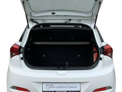 gebraucht Hyundai i20 i201.2 YES! 5trg ALU/SITZHEIZUNG/LENKRADHEIZUNG