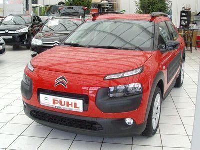 gebraucht Citroën C4 Cactus 1.2 VTi / PureTech 82 Feel+Kamera (Euro 6)