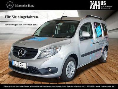 gebraucht Mercedes Citan 111 CDI Kombi Klima Sitzheizung Rückfahrhi