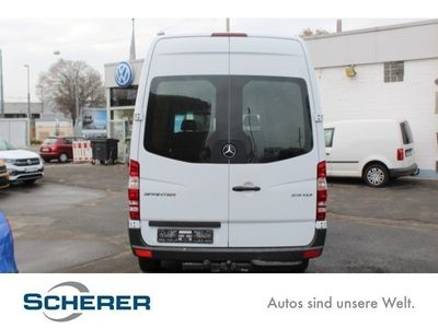 gebraucht Mercedes Sprinter 313 CDI Hochraum Kasten - AHK, Licht/Regensensor