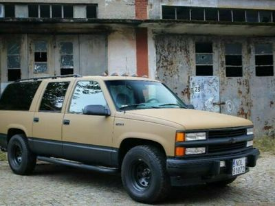 gebraucht Chevrolet C1500 SuburbanRWD 5.7 LPG Gas GMT400 vieles neu