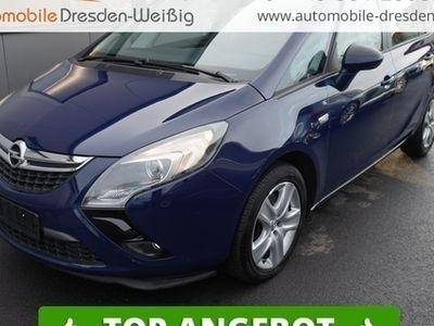 gebraucht Opel Zafira 2.0 CDTI Edition*7 Sitze*AHZV*