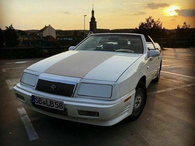 gebraucht Chrysler Le Baron Cabrio 1990 3l V6 als Cabrio/Roadster in Kleinblittersdorf
