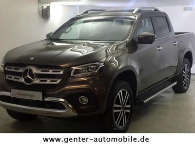 gebraucht Mercedes X250 D 4M POWER EDITION COMAND KEYLESS 360° KAM