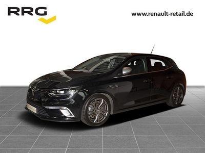 gebraucht Renault Mégane IV 1.6 TCe 205 GT EDC Automatik, LED, Hea