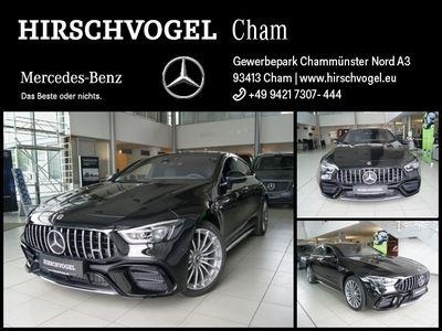 gebraucht Mercedes AMG GT 53 DISTRON HUP MBUX