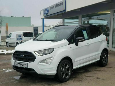 gebraucht Ford Ecosport ST-Line - B&O, Navi, Sitzheizung