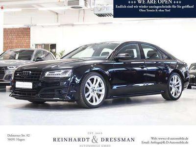 gebraucht Audi S8 plus 305KM/H/KERAMIK/SPORT-AGA/StHz/NIGHT/360
