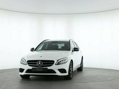 gebraucht Mercedes C220 2.0 143kW 9-Gang Automatik