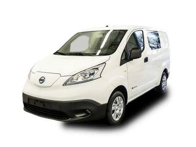 gebraucht Nissan e-NV200 Comfort Winterpaket Heckklappe