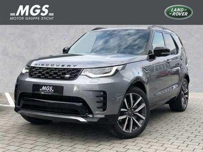 gebraucht Land Rover Discovery R-Dynamic SE #Standheizung #Meridian, Vorführwagen, bei MGS Motor Gruppe Sticht GmbH & Co. KG