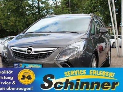 gebraucht Opel Zafira Tourer 1.4 Turbo ecoFLEX Start/Stop Style