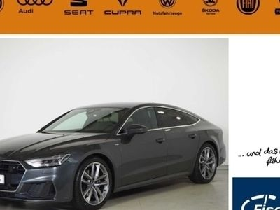 gebraucht Audi A7 Sportback 50 TDI quattro S-line
