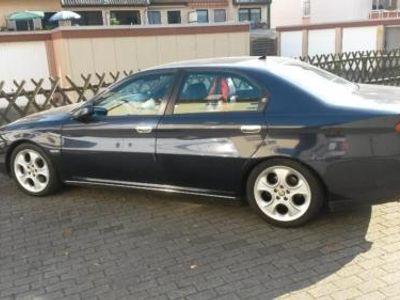 gebraucht Alfa Romeo 166 3.0 V6 24V pelne wyposażenie, skora, NAVI, XENON