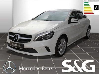 gebraucht Mercedes A200 d RüKam/LED/Sitzheizung/Parktronic/