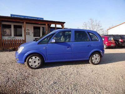 gebraucht Opel Meriva 1.6 16V Edition