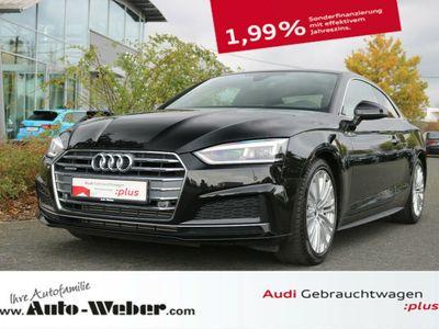 gebraucht Audi A5 Coupé 45TFSI quattro S LINE PANO HUD VC