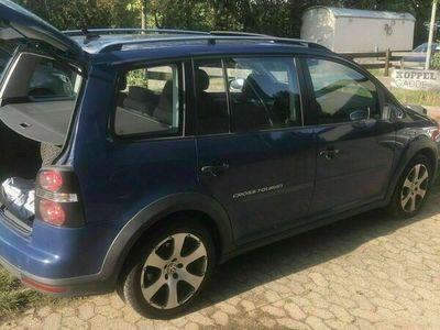 gebraucht VW Touran Cross 2,0 TDI