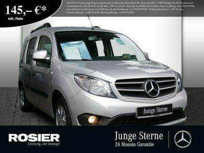 gebraucht Mercedes Citan 111 CDI Tourer Edition Lang SHZ Einparkh.