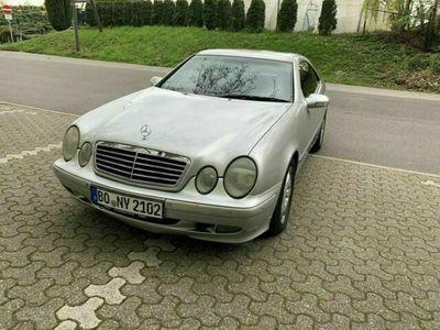 gebraucht Mercedes CLK200 123500 KM