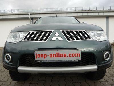 gebraucht Mitsubishi L 200 Intense Doka Autom.4WD+Klimatr.+AHK,1.Hd.,